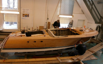 Riva Ariston - restaurering